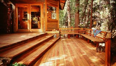Handyman manchester services for Garden decking for sale