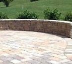 Stone, Brick & Concrete Patio manchester